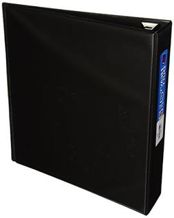 AVE79982 Avery 3-Ring EZD Binder, 2 Capacity, 8-1/2x11, Blac