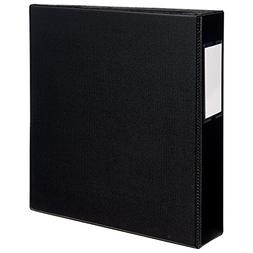 Averyamp;reg; Durable Slant Ring Reference Binder w/Label Ho