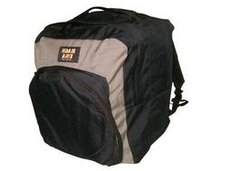 Backpack double compartment,front pocket organizer heavy dut