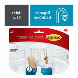 Command Bath Multi-Hook, 1 ea