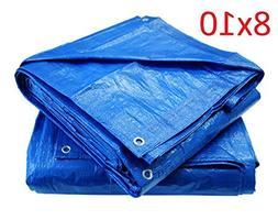 Blue Poly Tarp Cover, Water Proof Tent Shelter, Tarpaulin Mu