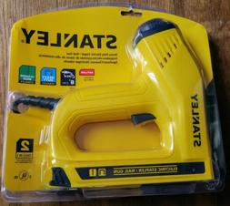 BRAND NEW! STANLEY HEAVY DUTY ELECTRIC STAPLE/NAIL GUN - 2 T
