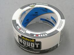 "Brand New Sealed 3M SCOTCH TOUGH Transparent Duct Tape 1.88"""