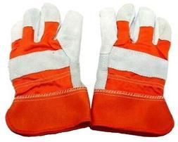 Brand New Unisex Large Work Gloves For Construction Heavy Du