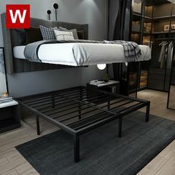 CAL King Heavy Duty Steel Bed Frame - California King Platfo