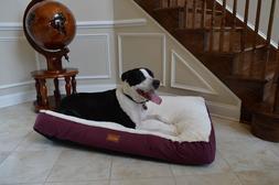 Canvas Dog Mat Size: Extra Large