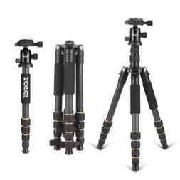 ZOMEI Carbon Fiber Camera Tripod Heavy Duty Lightweight Trav