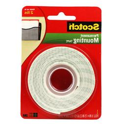 Wholesale CASE of 25 - 3M Scotch Foam Mounting Tape-Mounting