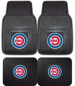 chicago cubs heavy duty floor mats 2