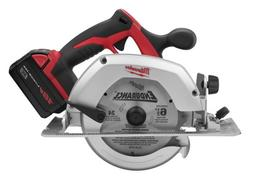 Milwaukee 2630-22 18-Volt 6-1/2-Inch Circular Saw Kit