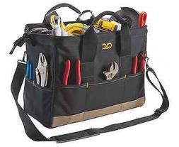 CLC Custom Leathercraft 1165 Large BigMouth Bag, 22-Pockets