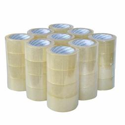 Heavy Duty Sealing Pack Clear Packing/Shipping/Box Tape, 12