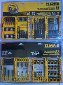 Dewalt 68-piece Combination Impact Screwdriver Bit and Drill
