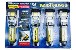 GoodYear Comercial Grade 16 Foot 8 Piece Ratchet Tie Down St