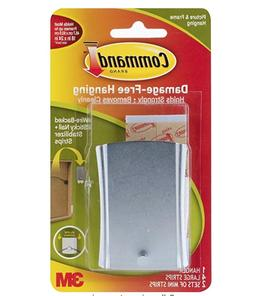3M Command Jumbo Universal Picture 1 Wall Hook Hanger Stabil