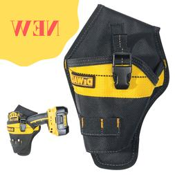 DeWalt Cordless Impact Drill Holster Tool Pouch Holder Heavy