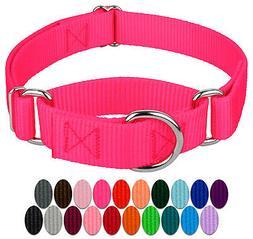 Country Brook Petz® Martingale Heavyduty Nylon Dog Collar