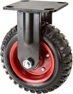 """Steelex D2578 Fixed Heavy Duty Industrial Wheel, 6"""""""