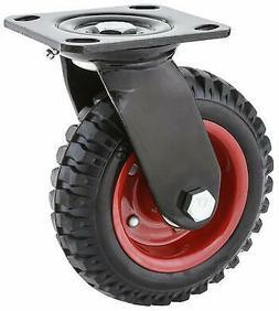 Steelex D2580 Swivel Heavy Duty Industrial Wheel, 6-1/4-Inch