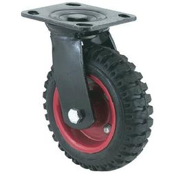 """Steelex D2581 Swivel Heavy Duty Industrial Wheel, 8-Inch 8"""""""