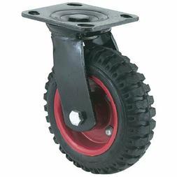 Steelex D2581 Swivel Heavy Duty Industrial Wheel, 8-Inch