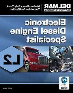 Delmar L2 ASE Heavy Duty Truck Electronic Diesel Engine Test