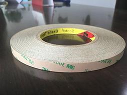 50 Meters 10MM Double Sided Tape Adhesive stronger stick for