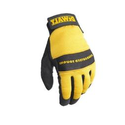 Dewalt DPG20L All Purpose Synthetic Leather Palm Spandex Bac