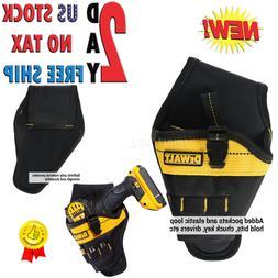 Driver Drill Impact Holster Heavy Duty Cordless Tool Belt Po