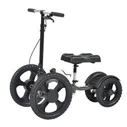 DRME-990X-All-Terrain Knee Walker, Crutch Alternative