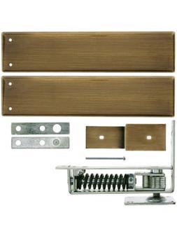 Standard Duty Swinging Door Floor Hinge With Plated-Steel Co