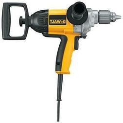 DEWALT DW130V 9 Amp 1/2-Inch Drill with Spade Handle