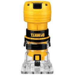 Dewalt DWE6000 4.5 Amp Single Speed 1/4 in. Laminate Trimmer
