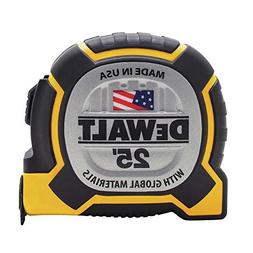 "DEWALT DWHT36225S 1-1/4"" x 25' XP Tape Measure"