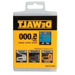 "DEWALT DWHTTA7065 3/8"" Heavy Duty Staples"