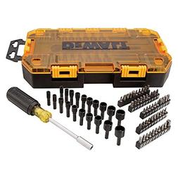 "DEWALT DWMT73808  Multi-Bit & Nut Driver Set , 1/4"""