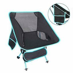 Auflyee Portable Lightweight Folding Camping Chairs with Car