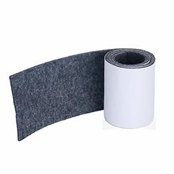 Felt Strip Roll Diy Self Adhesive Furniture Pads Heavy Duty