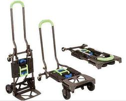 Hand Truck Dolly Folding Utility Cart Pallet Box Lift Moving