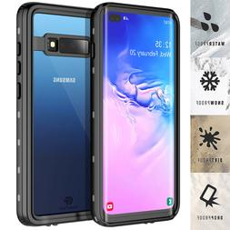 For Samsung Galaxy S10 Plus Case Waterproof Shockproof Heavy