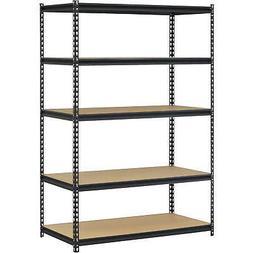 Garage Heavy Duty Shelf Steel Metal Storage 5 Level Adjustab