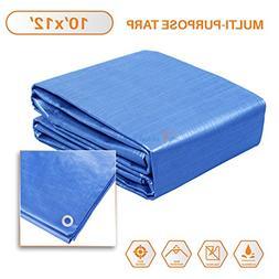 Sunshades Depot 10 x 12 Feet General Multi-Purpose 5 Mil Wat