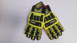 Ringers Gloves R-267 Roughneck Heavy Duty Impact Work Gloves
