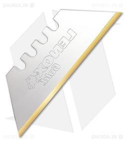 LENOX Gold 20350-GOLD5C Titanium Edge Utility Knife Blade -5