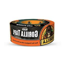 Gorrila Tape Black Duct Tape Heavy Duty Thick Weather Resist