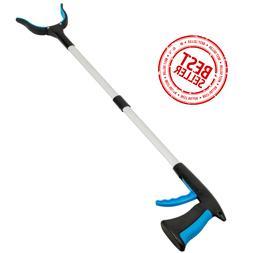 Grabber Tool Industrial Heavy Duty Pick Up Reacher Trash Rea