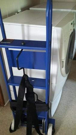 Hand Truck Dolly Appliance Vending Machine 600 Lb Capacity H