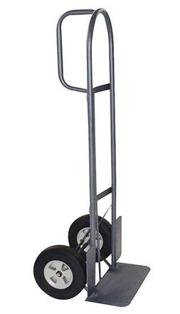 Milwaukee Hand Trucks 37029 D-Handle Truck with 10-Inch Punc