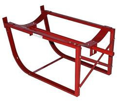 Milwaukee Hand Trucks 40157 55-Gallon Drum Cradle without Wh
