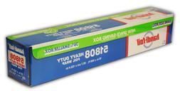 "Handi-Foil 18"" x 500' Heavy Duty Aluminum Foil Food Wrap Rol"